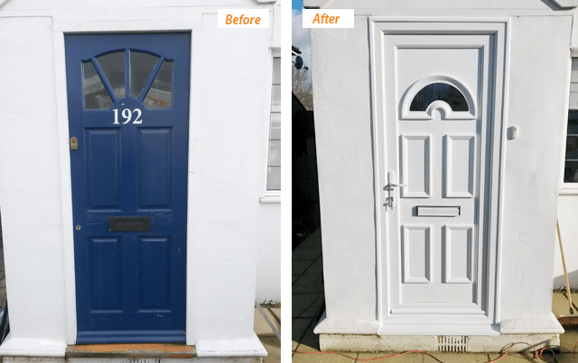 uPVC Doors Maidstone