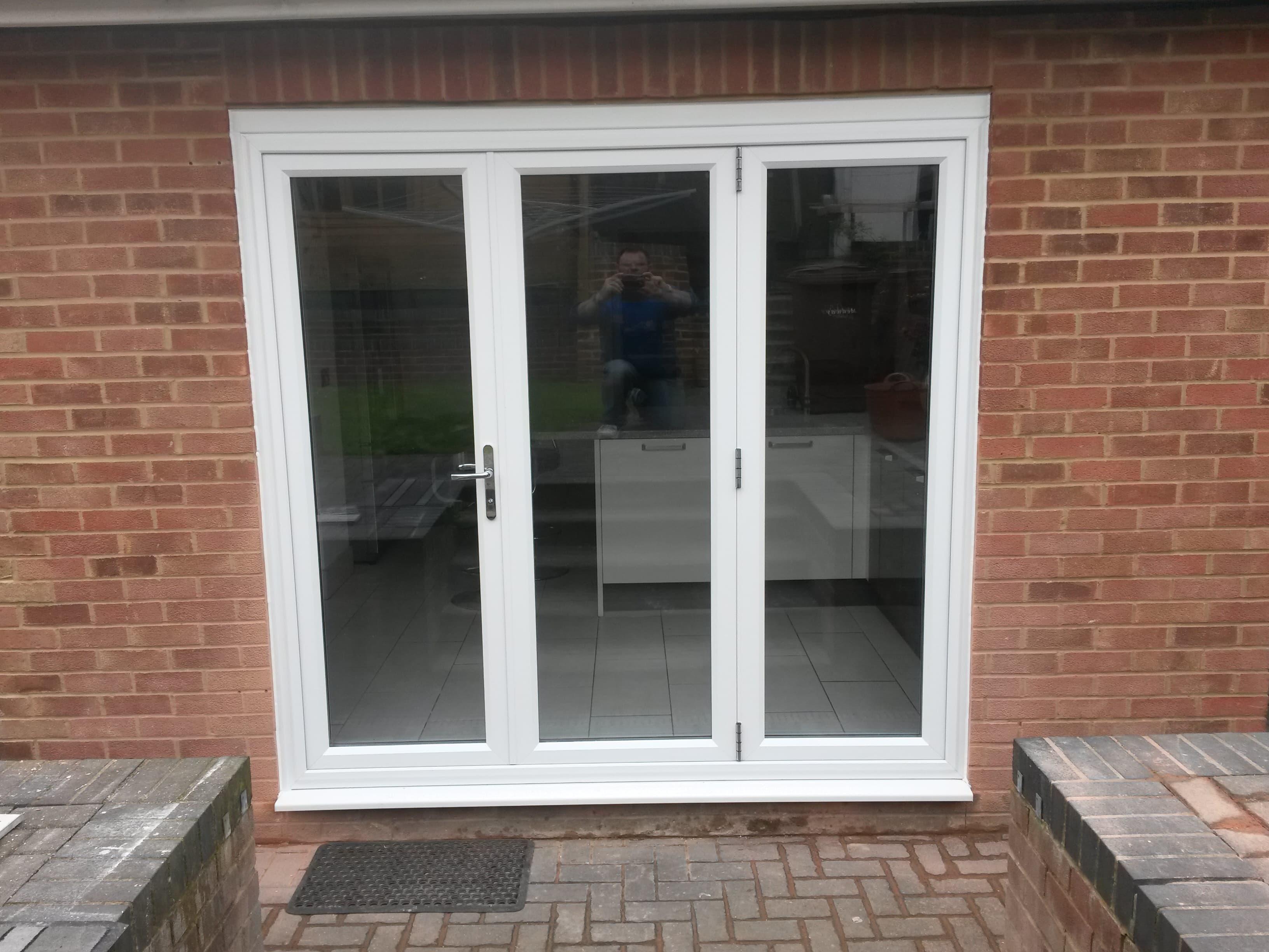 bifolding doors rochester kent