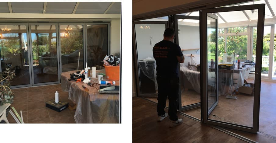 double glazing repairs kent