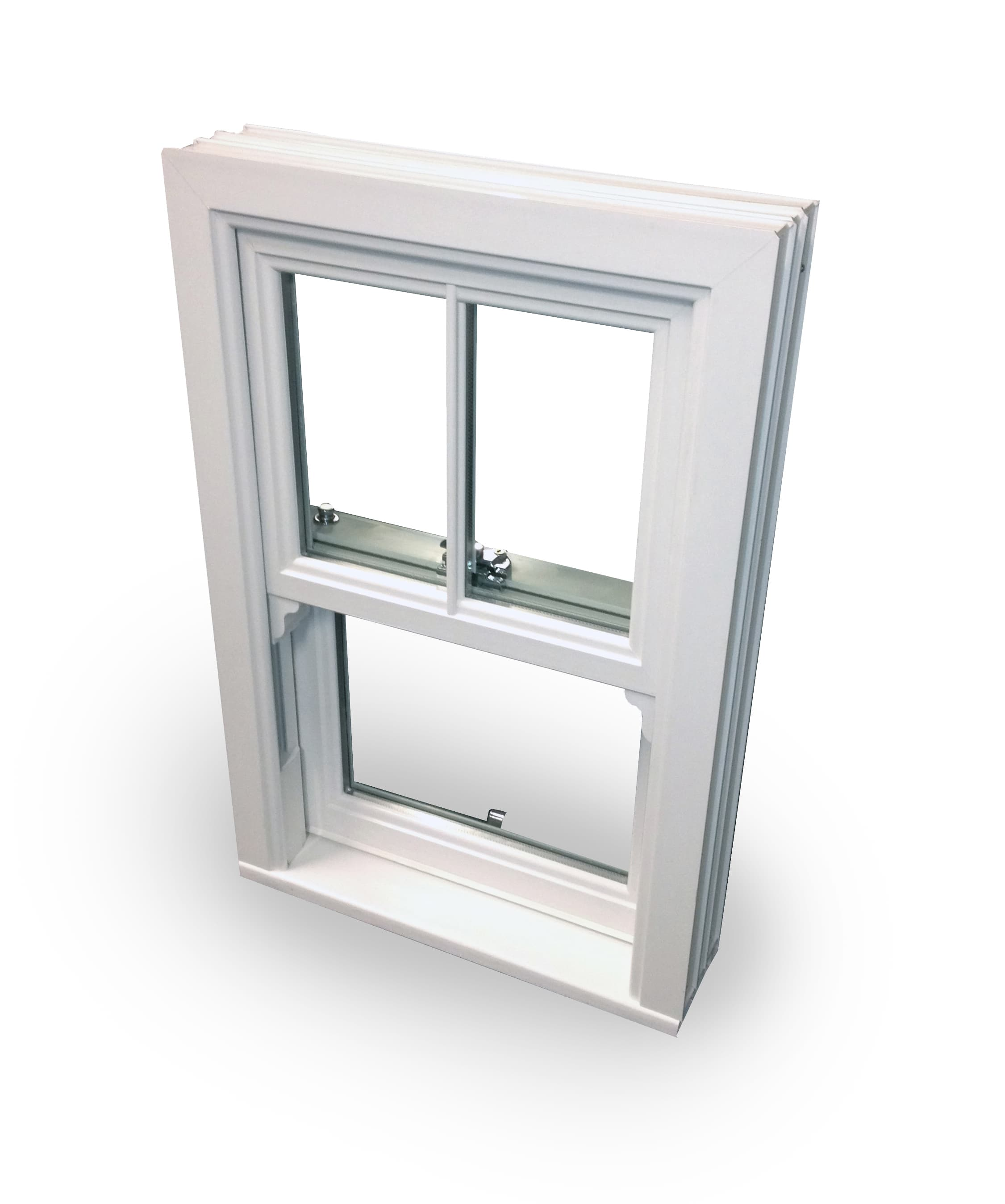 uPVC vertical sliding sash windows Rochester