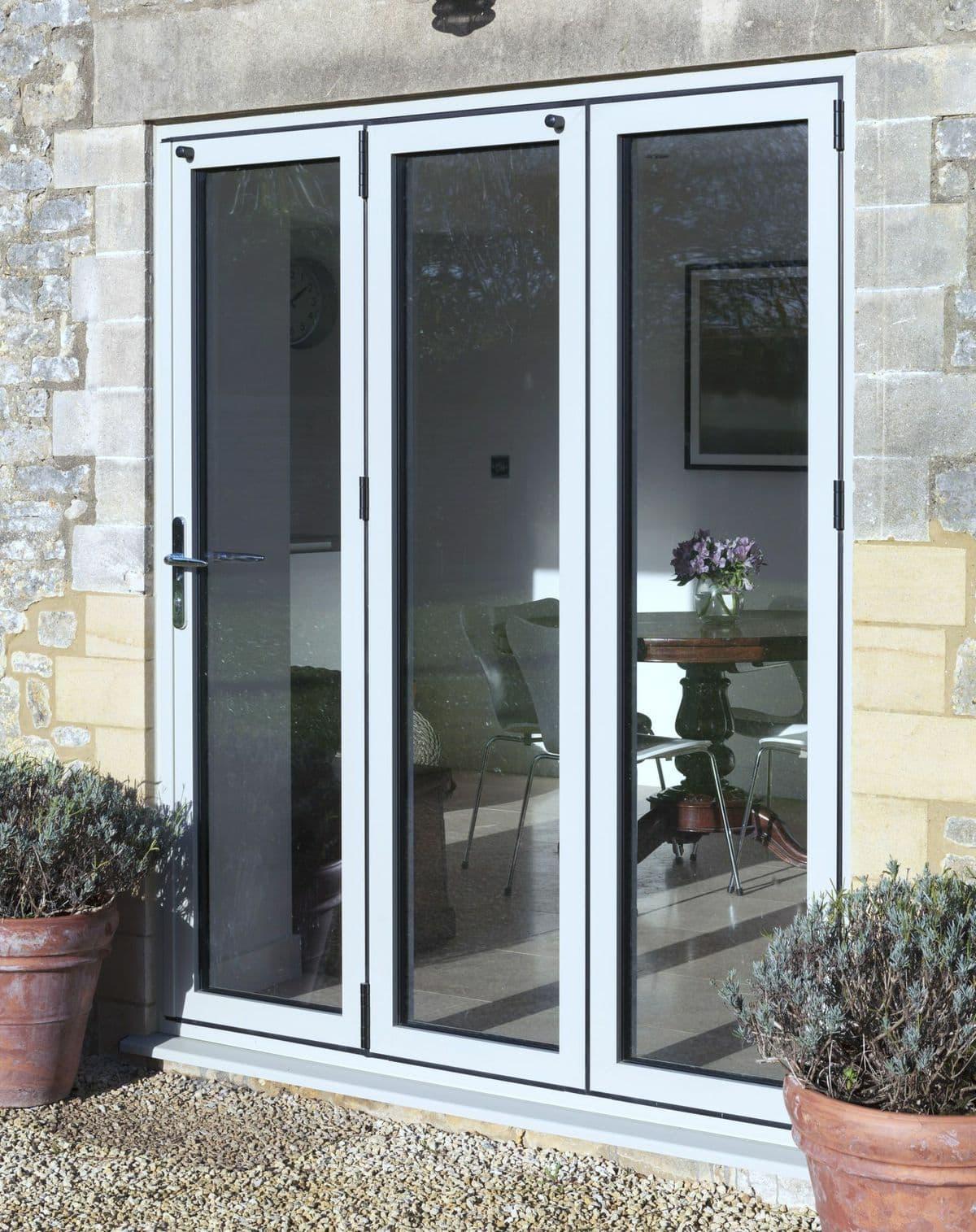 aluminium doors rochester kent